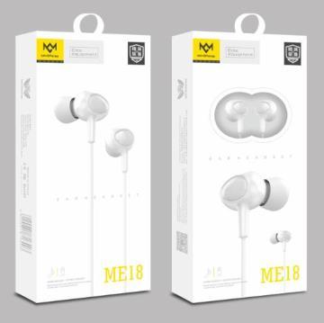 明派 ME18 高品质入耳式耳机